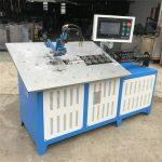 뜨거운 판매 자동 cnc, 2d 와이어 절곡 기계 가격을 형성하는 자동으로 3D 스틸 와이어