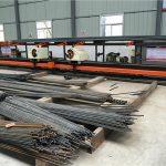 가장 저렴한 가격으로 공장 가격 더블 헤드 CNC 벤딩 머신